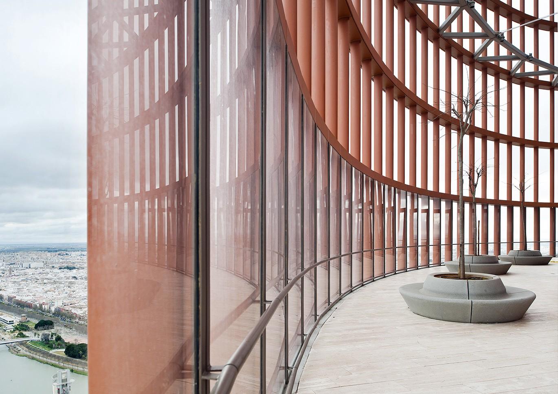 Mirador jardini res b ton openspace fabricant de mobilier urbain design - Etancheite jardiniere beton ...