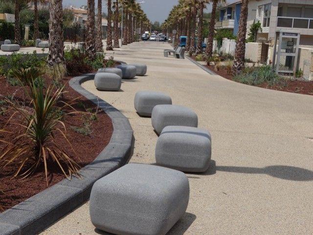 am nagement de marseillan plage bis dallage urbain am nagement rue nos r alisations. Black Bedroom Furniture Sets. Home Design Ideas